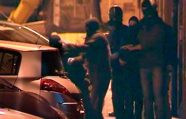 Dos detenidos en Vizcaya por su presunta colaboración en el atentado de Calahorra