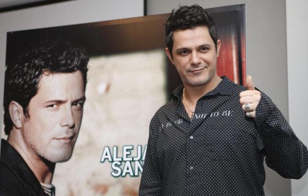 """Alejandro Sanz vuelve de gira a Latinoamérica """"sin dormirse en los laureles"""""""