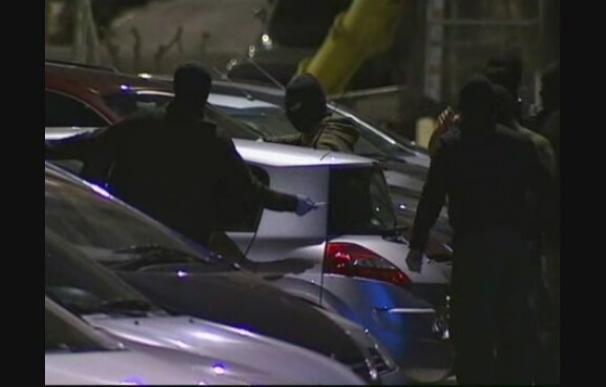 Detenidos en Vizcaya dos presuntos colaboradores de ETA
