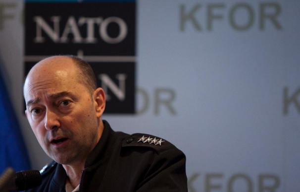 El jefe de la OTAN en Europa se reunirá con el Rey y la ministra de Defensa