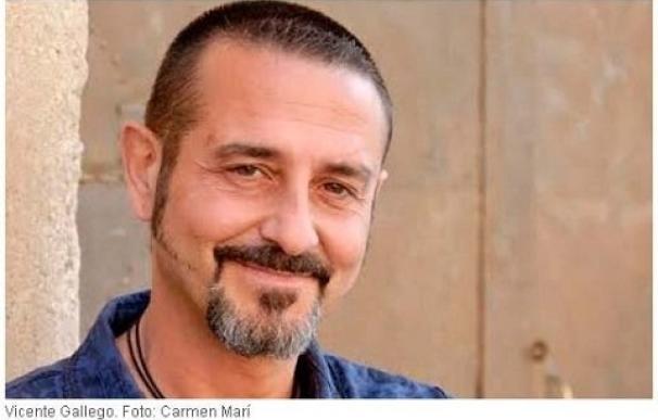 Cultura.- El valenciano Vicente Gallego se hace con el Premio Internacional de Poesía Generación del 27
