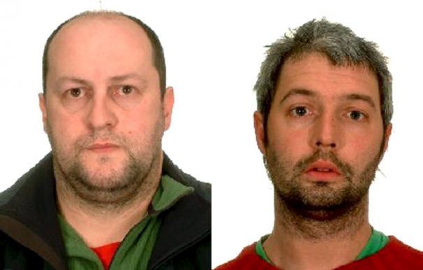 Los dos etarras detenidos en Vizcaya tenían manuales para fabricar explosivos