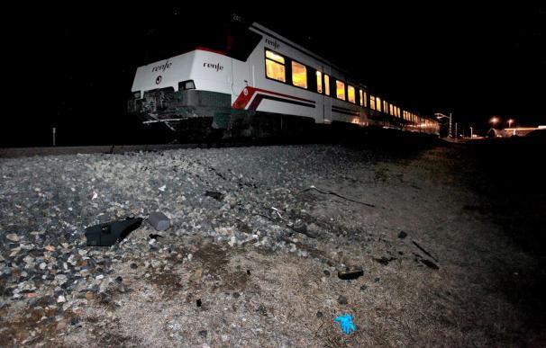 Muere un hombre arrollado por un tren entre Adarzo y Bezana