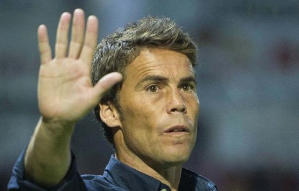 Rubí, el técnico elegido por el Levante. / FCBarcelona