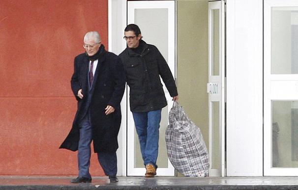 Puerta sale de prisión bajo libertad provisional después de pagar 10.000 euros de fianza - EFE