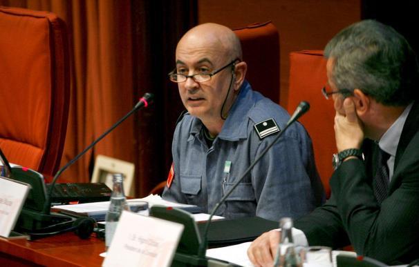 Un mando de los Bomberos apoya críticas a los políticos y admite que les tiene miedo
