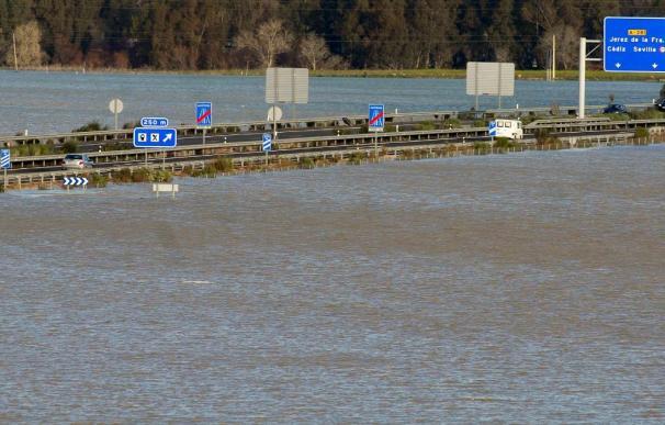 Recomiendan el desalojo de Puente Tablas y Puente de la Sierra en Jaén