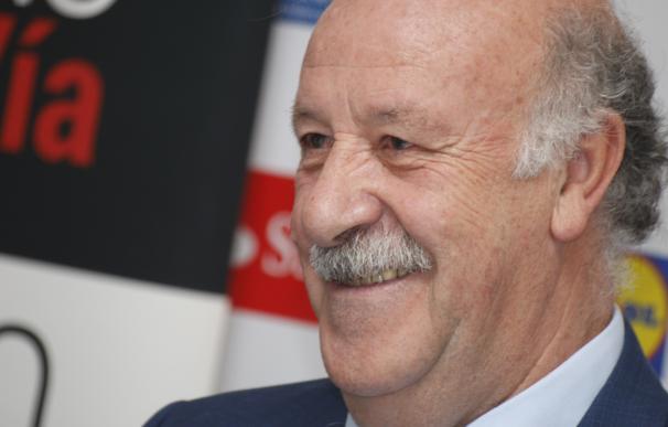"Del Bosque: ""Bosnia nos va a servir porque se parece a la República Checa"""