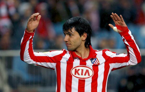 Agüero y De Gea entran en la convocatoria de 20 jugadores del Atlético