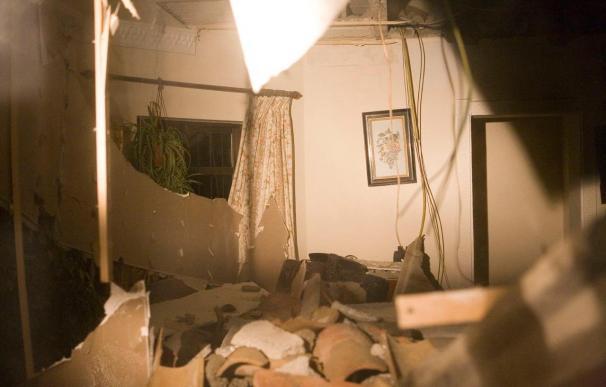 Los desprendimientos de tierra pudieron ocasionar el derrumbe que causó la muerte a un matrimonio