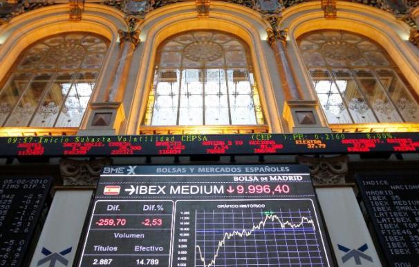La Bolsa española abre en positivo con una ligera subida del 0,25 por ciento