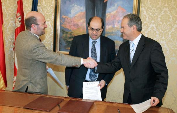 Salamanca y Portugal impulsarán el transporte de mercancías por el corredor europeo