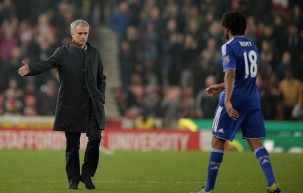 El Chelsea de Mourinho cayó eliminado en la Capital One Club. / Getty Images
