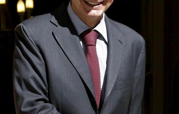 Zapatero llega a Shanghái en apoyo a las empresas y productos españoles