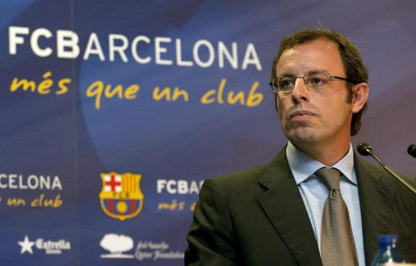 El Barça amenaza con romper relaciones institucionales con el Real Madrid