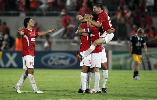 El Hapoel Tel Aviv se convierte en el tercer equipo israelí que llega a la Champions
