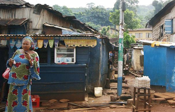 Imagen de Freetown (Foto: stringer_bel, Flickr)