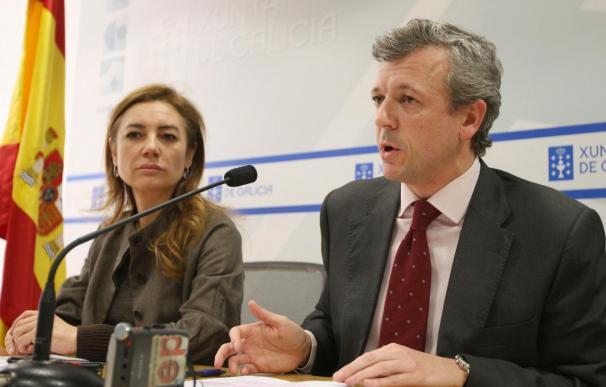 """La Xunta expresa su """"estupor"""" e """"indignación"""" por la actitud del Gobierno sobre la ley de cajas"""
