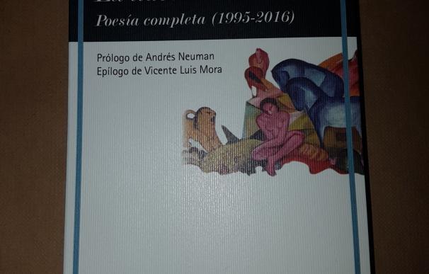"""Eduardo García, homenajeado con la publicación de su poesía completa y dos inéditos en el libro que él """"hubiera querido"""""""