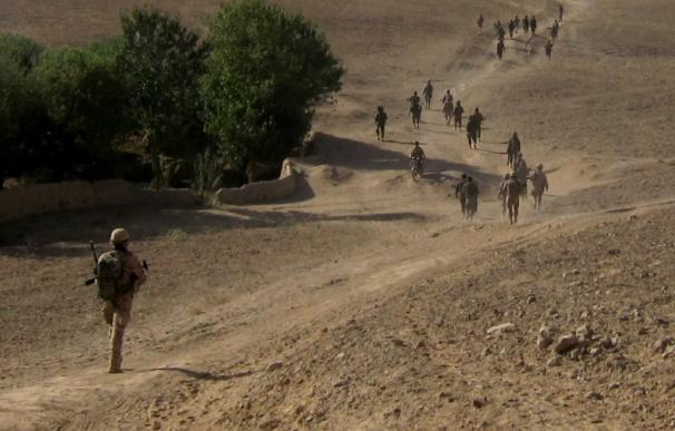 España arría la bandera en Afganistán, tras una de las misiones más largas y peligrosas para las Fuerzas Armadas