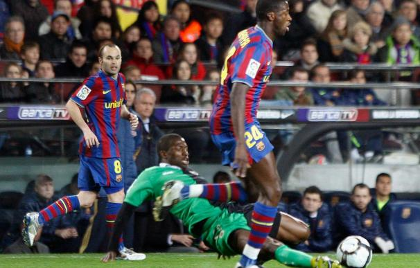 Touré cree que el mayor enemigo del Barça son las expectativas