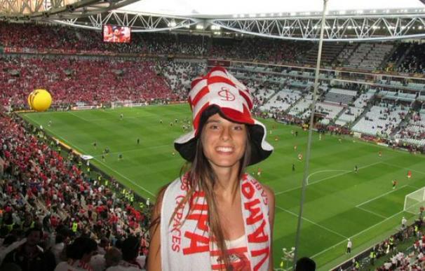 María Bermejo, la colegiada que iba a pitar el Betis - Sevilla femenino