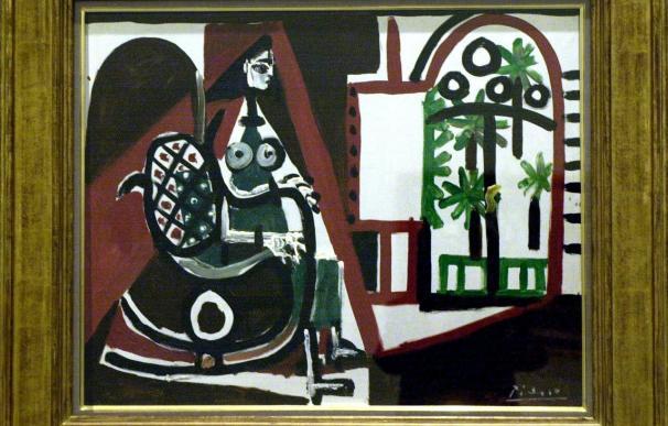 Se recrea por vez primera la vida y el taller de Picasso en La Californie