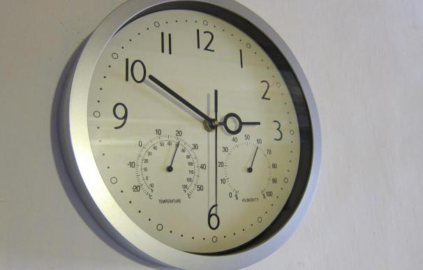 Los relojes se adelantarán de 2.00 a 3.00 la madrugada del sábado al domingo