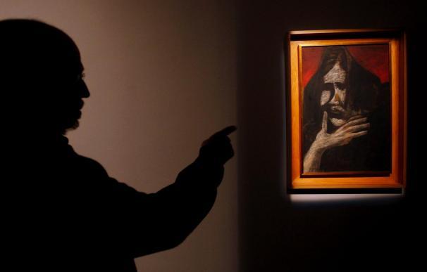 Casi 200 piezas evocan el arte español en el exilio en la Nau en Valencia