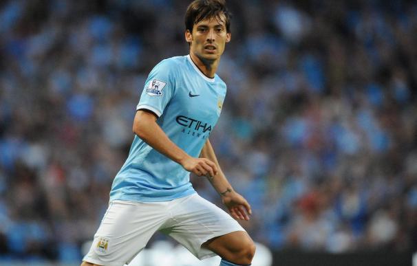 David Silva seguirá unido al Manchester City hasta 2019