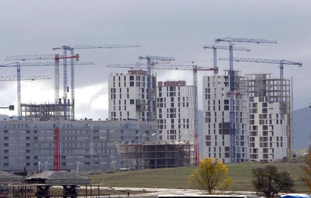 El número de hipotecas constituidas sobre viviendas cayó el 21,9 por ciento en 2009