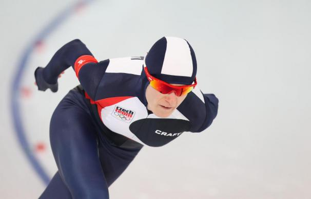 La checa Sablikova ganó en los 5.000 su segundo oro