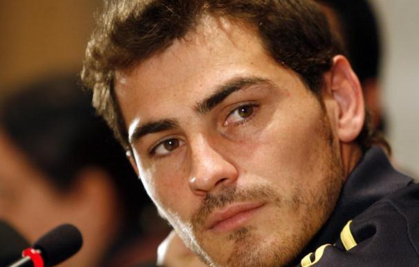 """Casillas: """"Las favoritas son Inglaterra y Brasil y creo que la sorpresa puede ser España"""""""