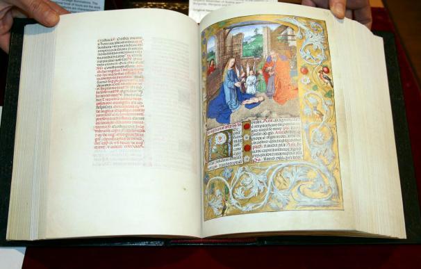 El Breviario de Isabel La Católica, considerado códice único, se publicará en junio
