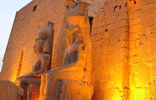 Templo Luxor en Egipto