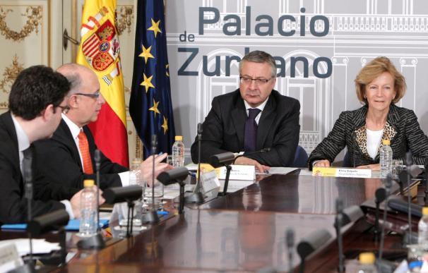 """Salgado anuncia una """"importante reducción"""" del número de empresas públicas"""
