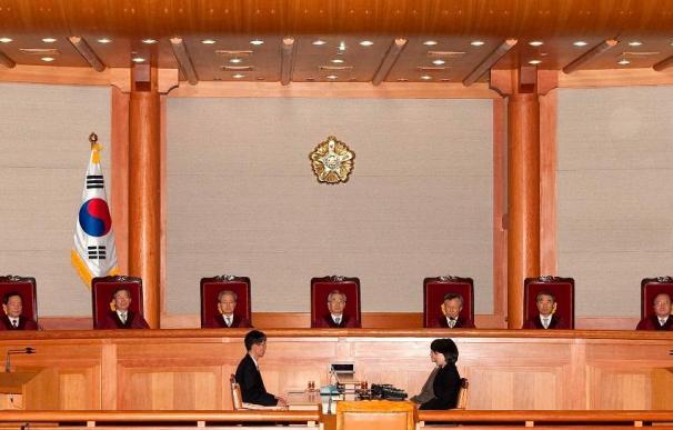 El Constitucional surcoreano declara legal la pena de muerte