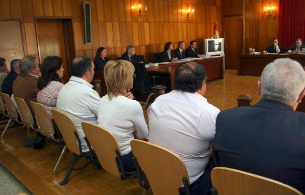 La Audiencia condena a 65 años de cárcel a cinco acusados del crimen de Alcantarilla