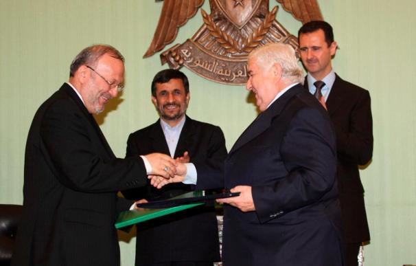 Asad y Ahmadineyad afirman que mantendrán una fuerte relación a pesar de EEUU