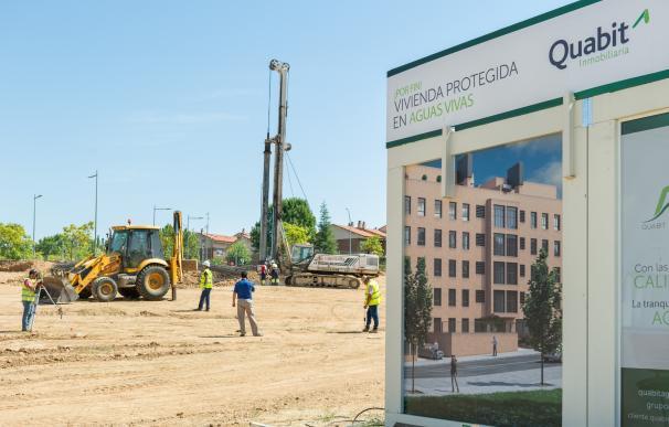 Quabit lanza su séptima promoción de nueva vivienda, con una inversión de 6 millones