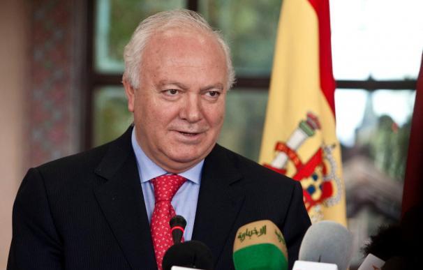 Ministro de Exteriores español dice que el proceso de paz se romperá si no hay Estado palestino en 2 años