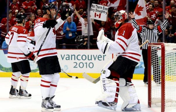 Estados Unidos y Canadá, en semifinales