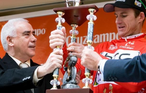 Rogers se adjudica la ronda andaluza y Ventoso la última etapa en Antequera