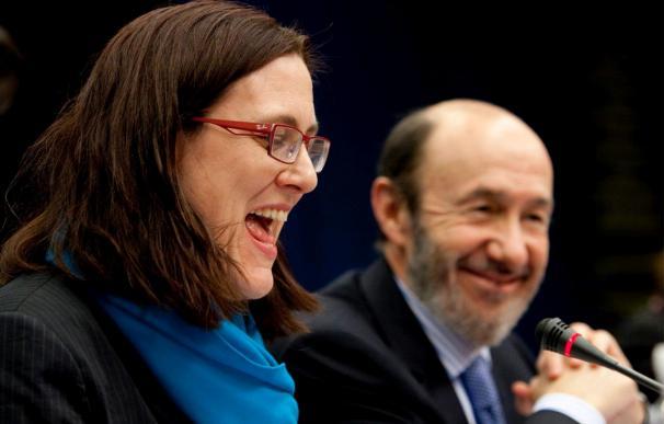 Los Veintisiete aprueban impulsar una estrategia de seguridad interior en la Unión Europea