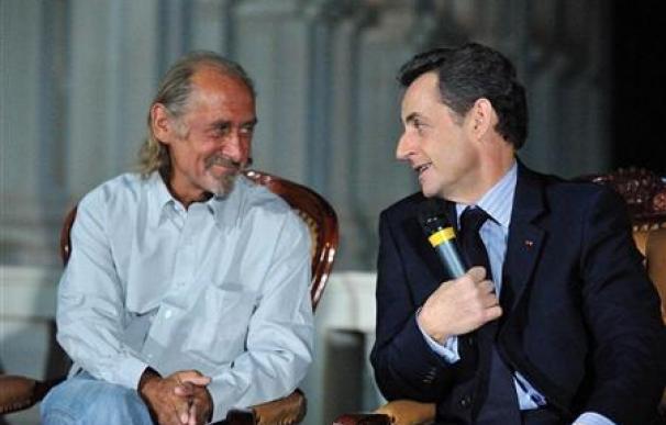 Sarkozy se entrevista con el francés liberado en Mali