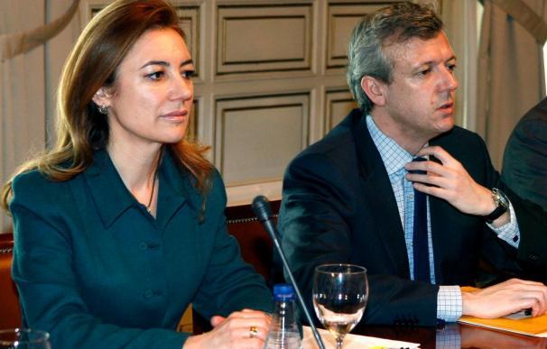 La Xunta y el Gobierno retoman hoy el diálogo sobre la Ley de Cajas