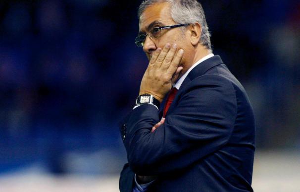 Manzano prepara cambios ante el Valladolid
