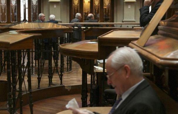 La Bolsa española abre en rojo y el Ibex pierde el 0,57 por ciento