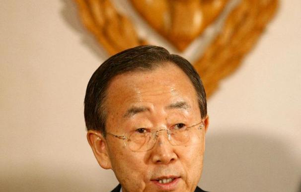 """Ban pide """"soluciones creativas"""" para los casos de descolonización pendientes"""