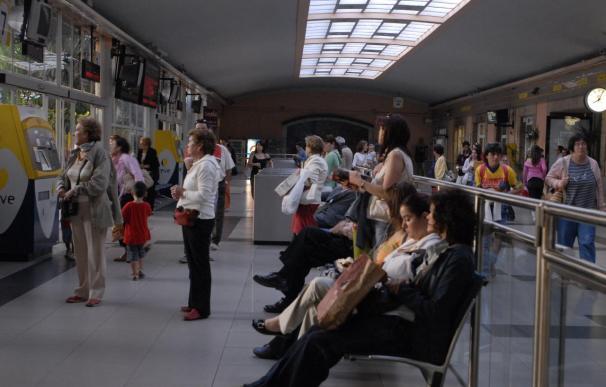 Unos 43.000 viajeros afectados por la huelga de Renfe